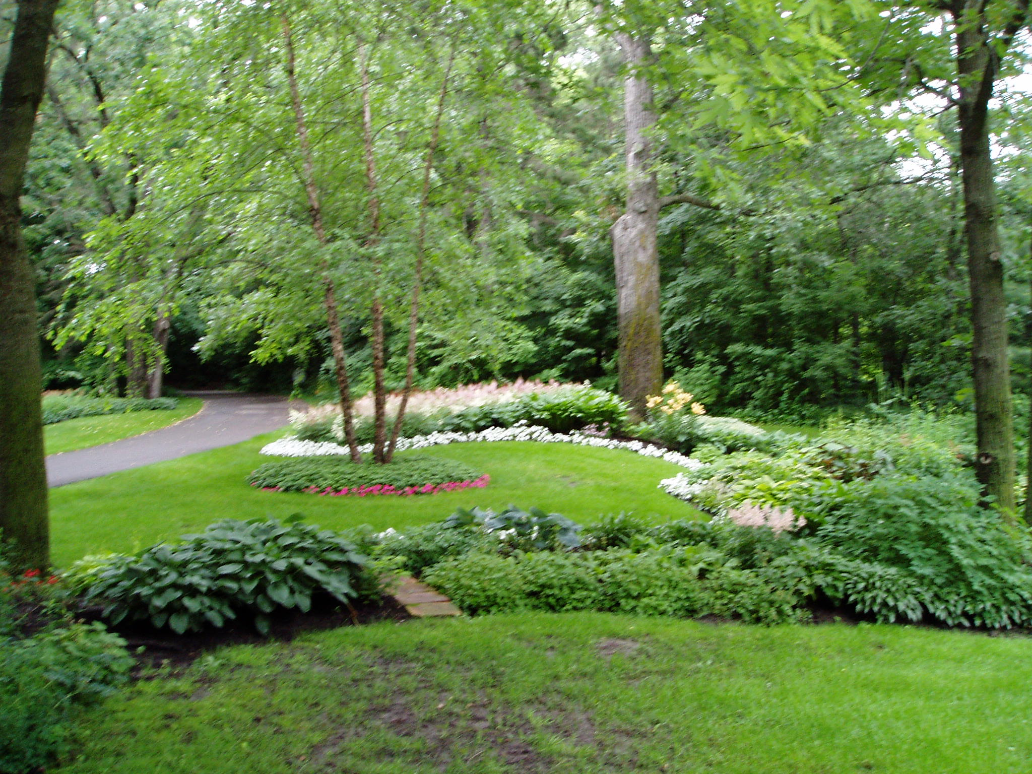 Landscape design minneapolis for Park landscape design